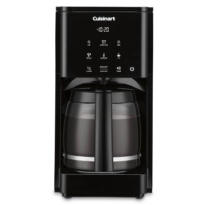 Cuisinart 14-Cup Touchscreen Coffee Maker - Black - DCC-T20TG