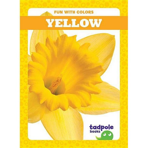 Yellow - (Fun with Colors) by  Anna C Peterson (Hardcover) - image 1 of 1