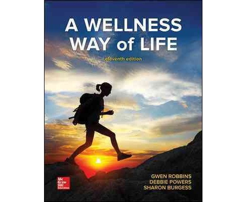 Wellness Way of Life (Paperback) (Gwen Robbins) - image 1 of 1