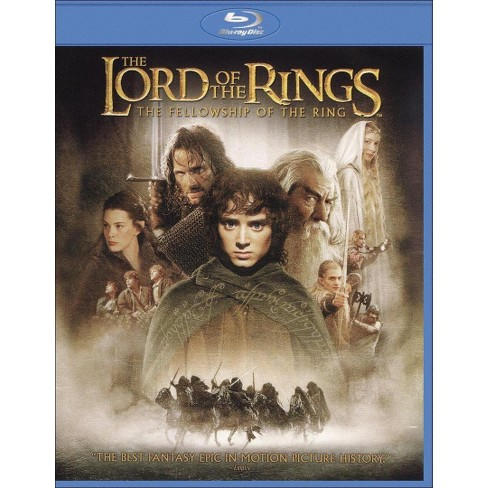 The Lord of the Rings: Fellowship of the Ring (2 Discs) (Blu-ray/DVD) - image 1 of 1