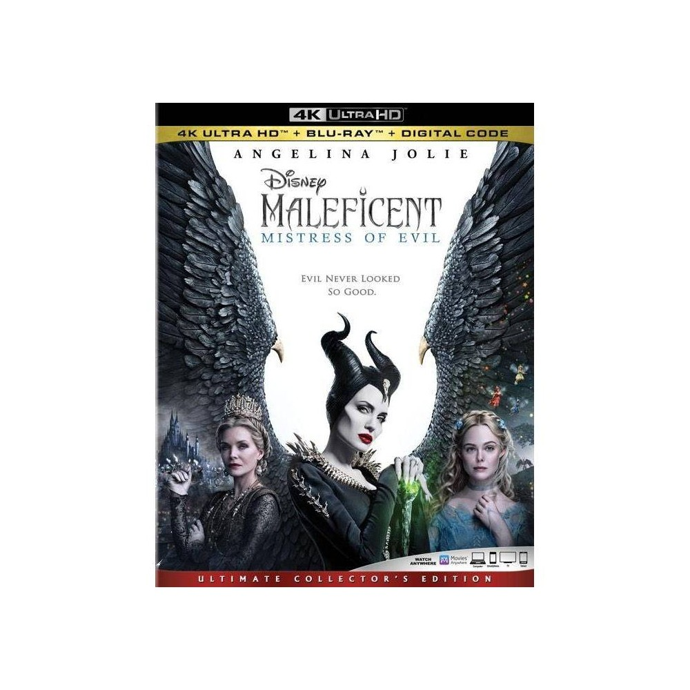 Maleficent: Mistress of Evil (4K/UHD) was $29.99 now $20.0 (33.0% off)