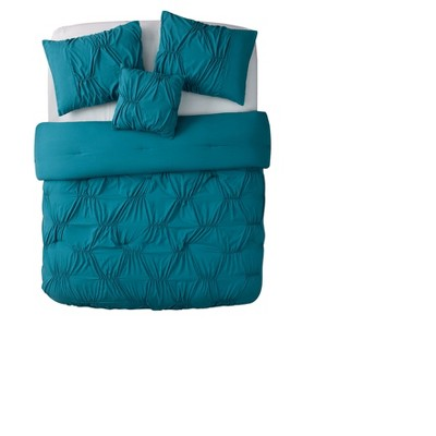 Turquoise Monica Comforter Set (King)- VCNY®