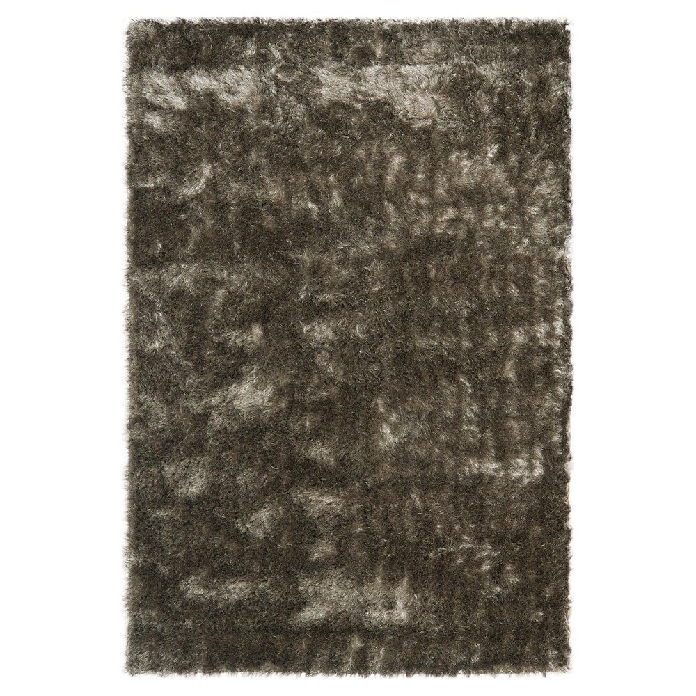 Silver Solid Loomed Area Rug - (8'X10') - Safavieh