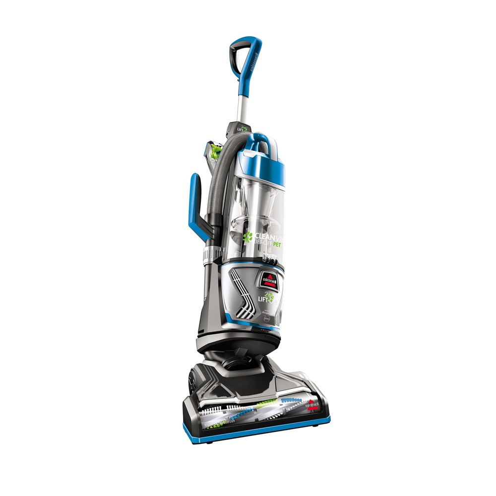 Image of BISSELL Cleanview Lift-Off Pet Vacuum 2043U, Blue