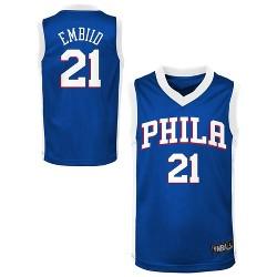 NBA Philadelphia 76ers Toddler Boys' Joel Embiid Jersey