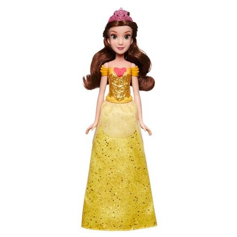 Disney Princess Royal Shimmer - Belle Doll - image 1 of 4