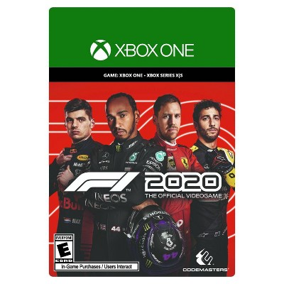 F1 2020 - Xbox One/Series X|S (Digital)