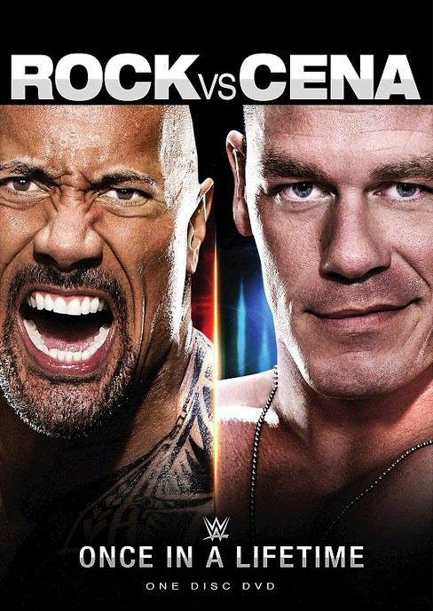 WWE: Rock vs. Cena - image 1 of 1