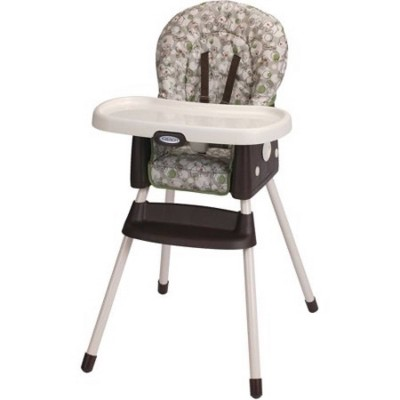 Graco SimpleSwitch High Chair - Zuba