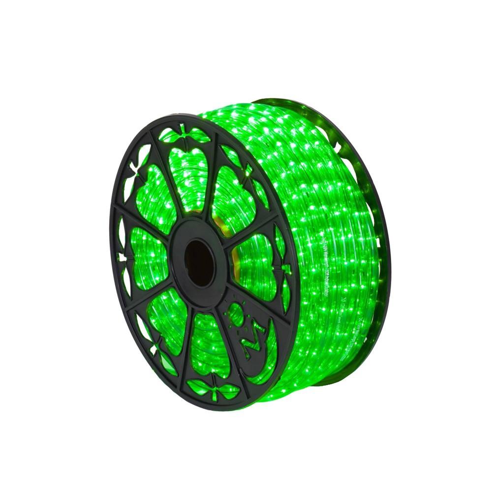Image of Vickerman 150ft 120v Rope Light LED Green