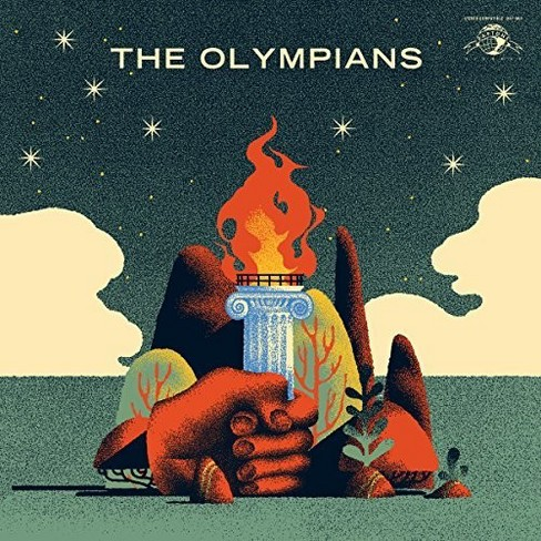 Olympians - Olympians (CD) - image 1 of 1