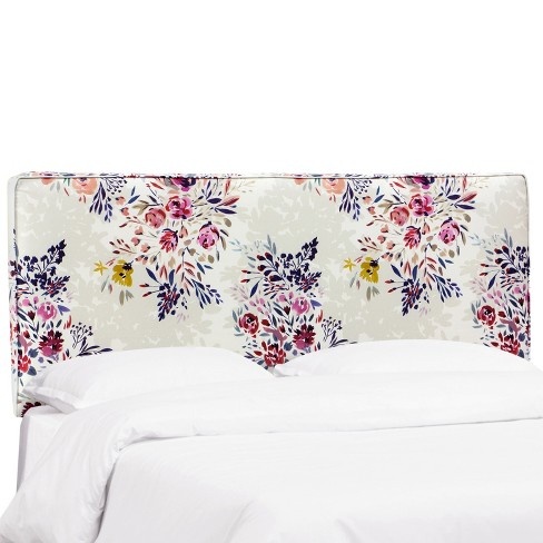 Harper Box Seam Headboard - Cloth & Co. - image 1 of 5