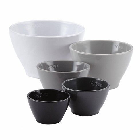 Rachael Ray 5pc Melamine Nesting Measuring Cups - image 1 of 4