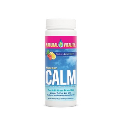 Natural Vitality CALM Anti-Stress Drink Mix