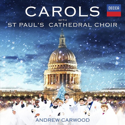 St. Paul's Cathedral - Christmas With St Paul's Cathedral Ch (CD) - image 1 of 1