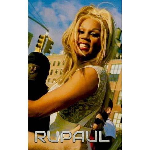 Rupaul Drag Journal - by  Michael Huhn & Sir Michael Huhn (Paperback) - image 1 of 1