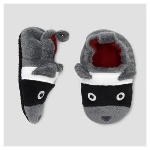 4ab428d67ee14 Baby Raccoon Slipper - Cat & Jack™ Gray
