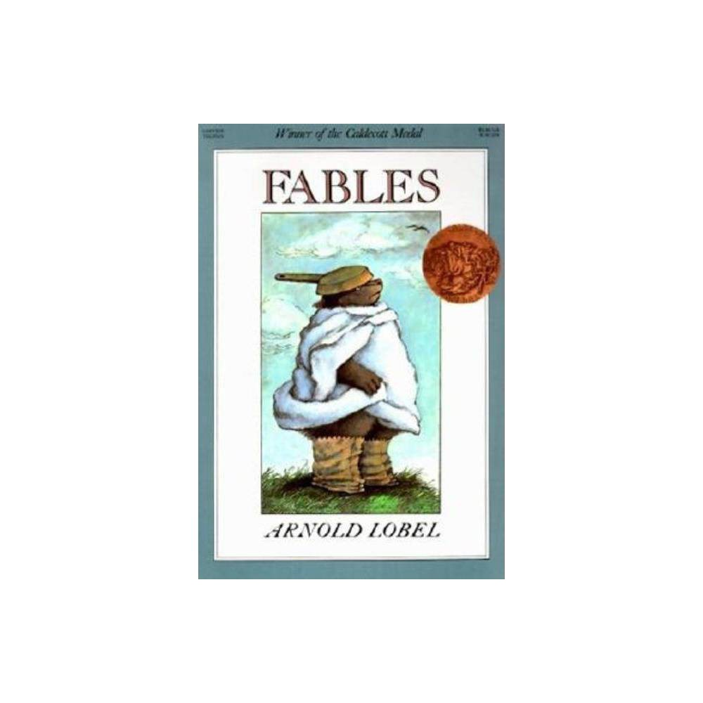 Fables By Arnold Lobel Paperback