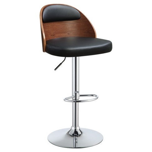 Counter and Barstools Black Walnut - Acme Furniture - image 1 of 1