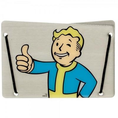 Bioworld Fallout Aluminum Card Wallet