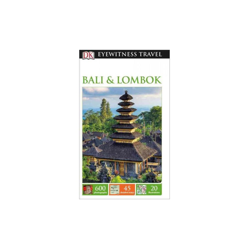 Dk Eyewitness Bali & Lombok (Revised) (Paperback)
