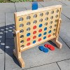 Beyond Outdoors Giant Connect 4-in-a-Row - image 3 of 4
