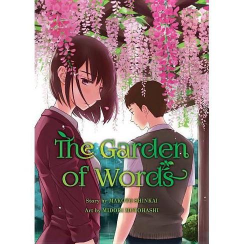 The Garden of Words - by  Makoto Shinkai (Paperback) - image 1 of 1