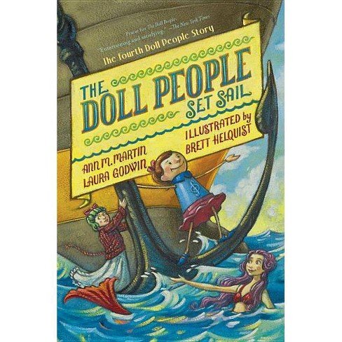 The Doll People Set Sail - by  Laura Godwin & Ann M Martin (Paperback) - image 1 of 1