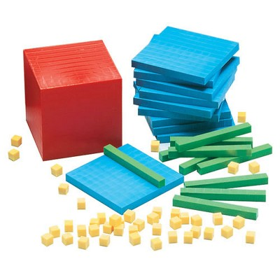 Didax Educational Resources Place Value Number Structure Set
