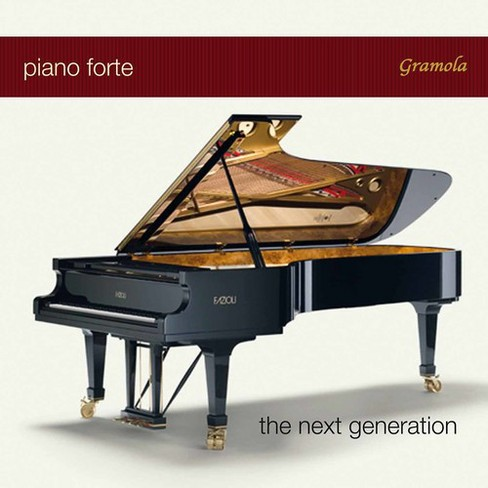 Various - Piano Forte:Next Generation (CD) - image 1 of 1