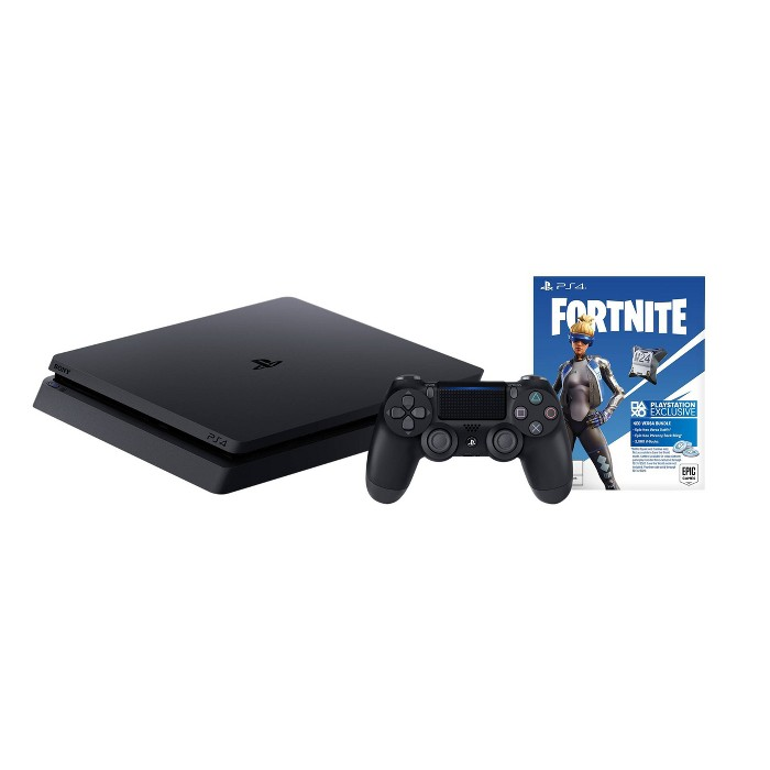 PlayStation 4 1TB Console: Fortnite Bundle - image 1 of 3