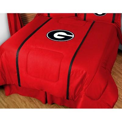 NCAA Twin Comforter College MVP Bedding - Georgia Bulldogs..