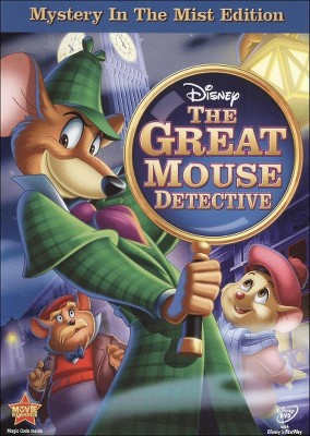 The Great Mouse Detective (Mystery in the Mist Edition) (DVD)