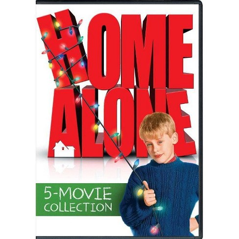 Home Alone 5-Movie Collection (DVD) - image 1 of 1