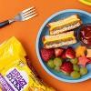 Brazi Bites Gluten Free Turkey Sausage, Egg & Cheddar Frozen Breakfast Sandwich - 4.7oz - image 4 of 4
