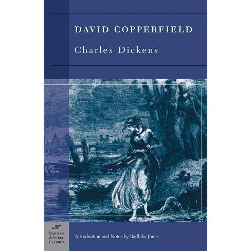 David Copperfield - (Barnes & Noble Classics) by  Charles Dickens (Paperback) - image 1 of 1
