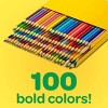 Crayola 100ct Sharpened Colored Pencils - image 4 of 4