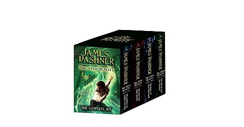 13th Reality : The Complete Set (Paperback) (James Dashner) - image 1 of 1