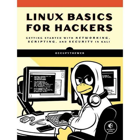 Linux Basics for Hackers - (Paperback) - image 1 of 1