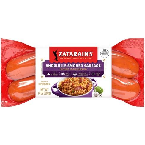 Zatarain's Andouille Sausage - 14oz - image 1 of 4