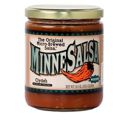 Clyde's MinneSalsa Medium Salsa - 16oz