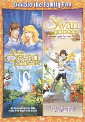 The Swan Princess/Swan Princess: Mystery of the Enchanted Treasure (DVD)