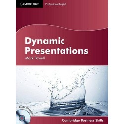 Dynamic Presentations Student's Book with Audio CDs (2) - (Cambridge Business Skills) by  Mark Powell