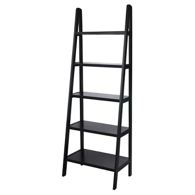72  5 Shelf Ladder Bookcase