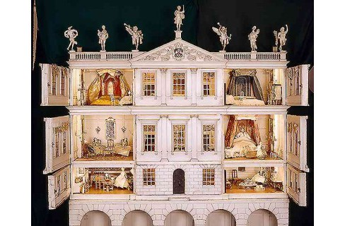 Dolls' Houses : A History and Collector's Guide (Paperback) (Moi Ali) - image 1 of 1