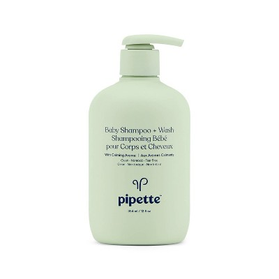 Pipette Baby Calming Shampoo/Wash - 12 fl oz