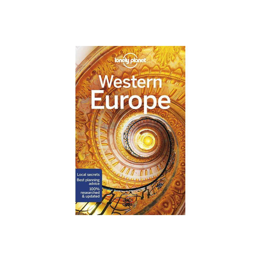 Lonely Planet Western Europe Multi Country Guide 14th Edition Paperback
