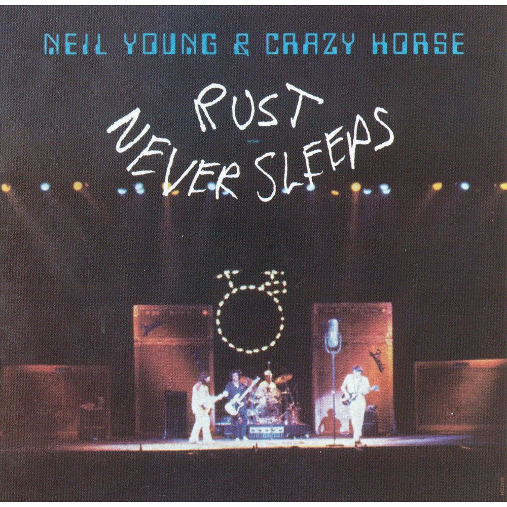 Neil young - Rust never sleeps (CD)