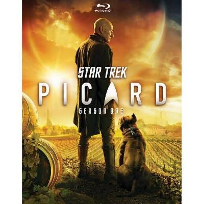 Star Trek: Picard - Season One (Blu-ray)(2020)