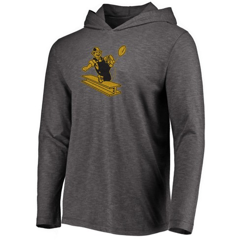 Pittsburgh Steelers Men's Victory Lightweight Hoodie M - image 1 of 2